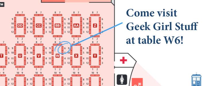 Come visit us at Rose City Comic Con!