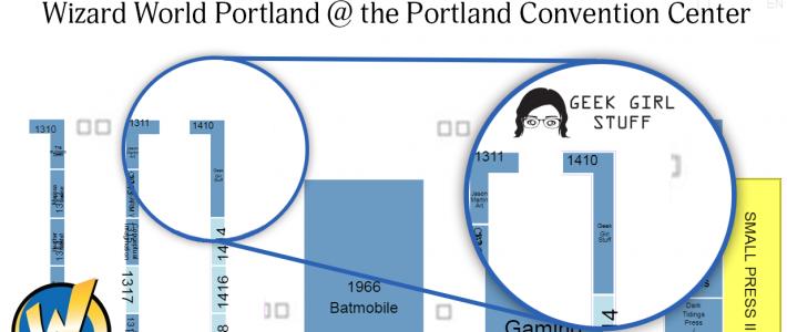 Wizard World Portland 2018